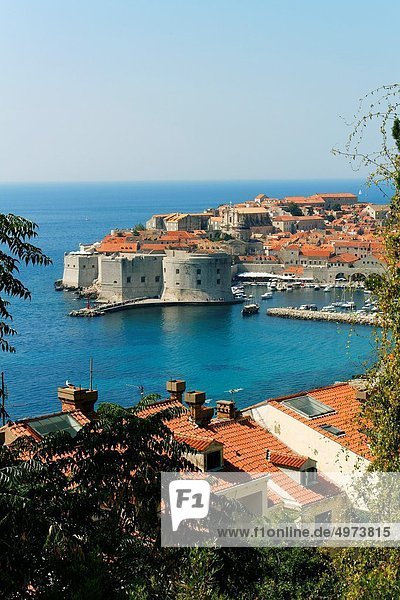 UNESCO-Welterbe Kroatien Dubrovnik