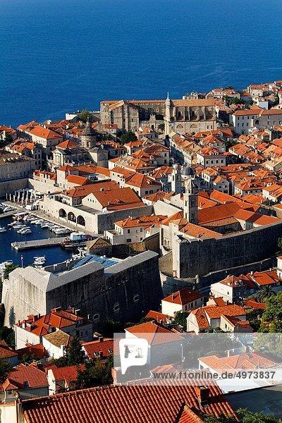 Altstadt UNESCO-Welterbe Kroatien Dubrovnik