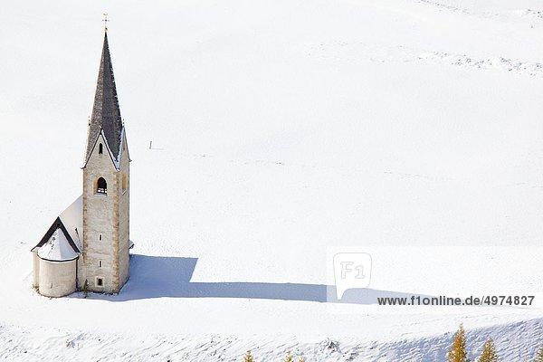 St. Georgskirche im Kalser Tal  Tirol  Österreich