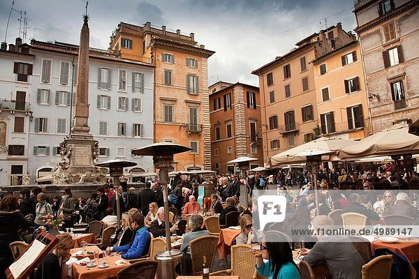 Rom  Hauptstadt  Italien