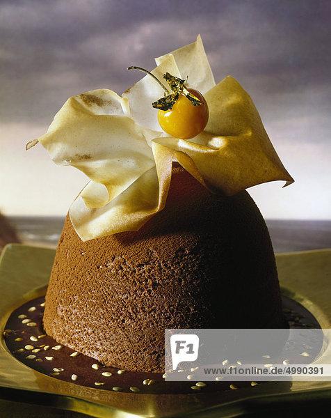Schokoladenkuchen Schokoladenkuchen