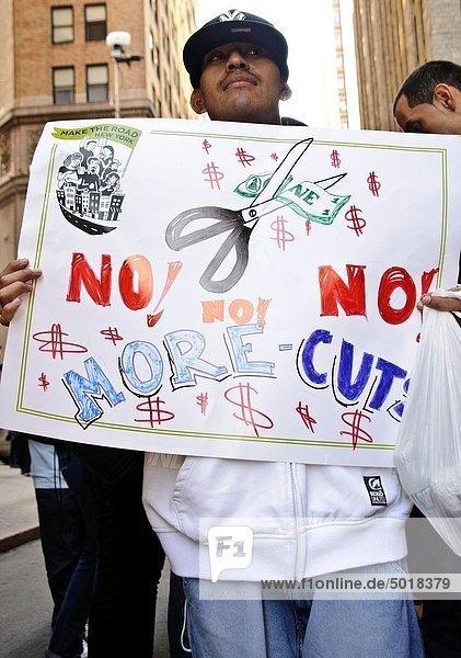New York City  unterrichten  Geld  Krieg  Diskriminierung  Rassismus