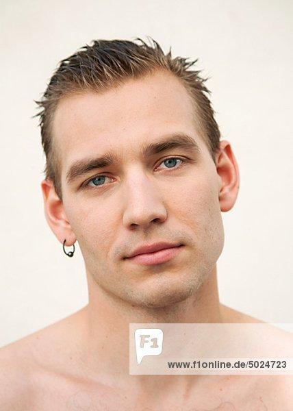 Ohrringe für männer welche seite