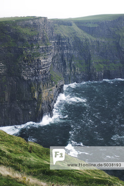 Cliffs of Moher  County Clare  Irland