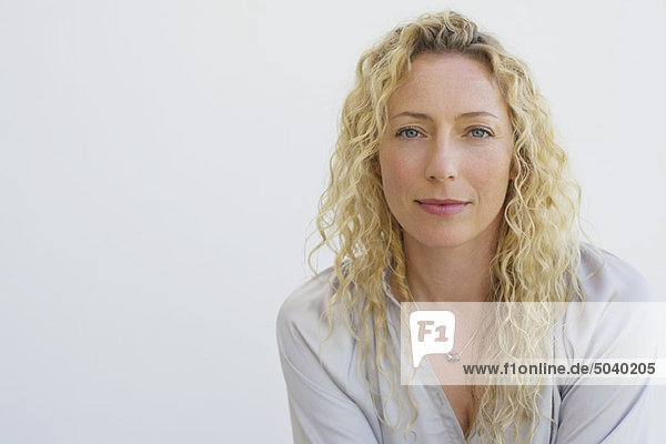 Porträt einer schönen Frau