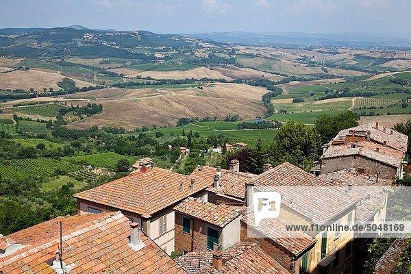 Montepulciano  Tuscany.