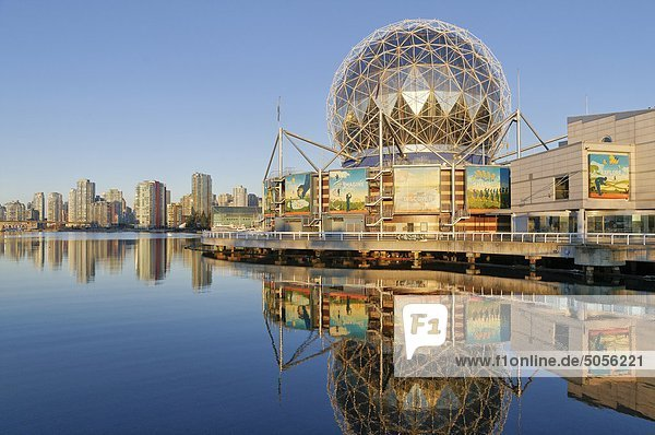 British Columbia Kanada False Creek Vancouver