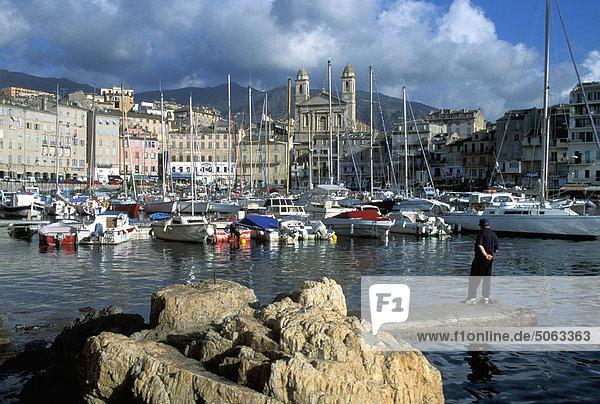Frankreich Europa Bastia