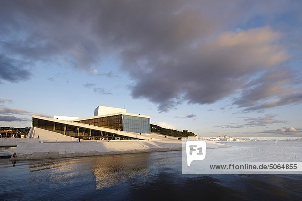 Norway  Oslo  the Opera House