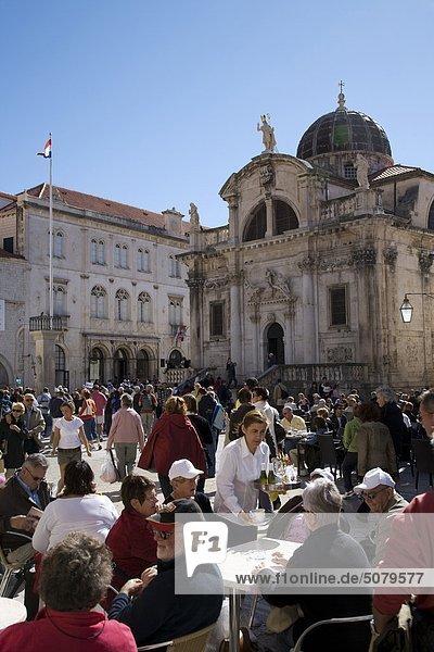 Kroatien Dubrovnik