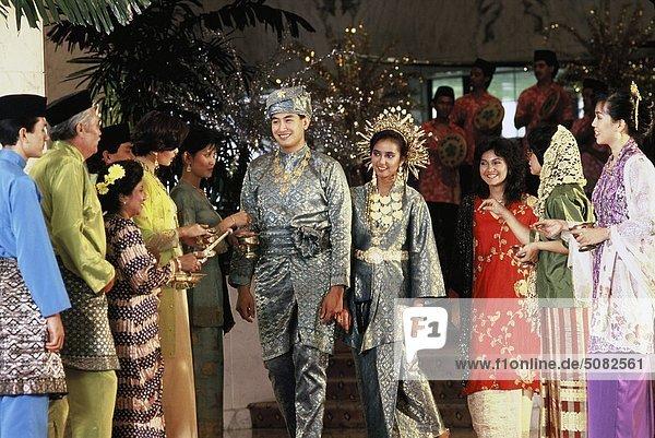 Malaiische Hochzeit  Malaysia