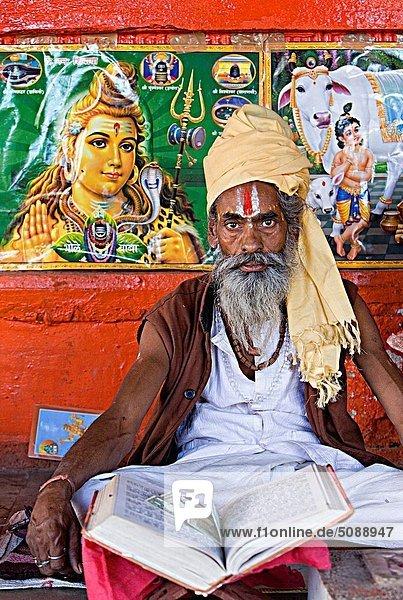 Indien , Pushkar , Rajasthan