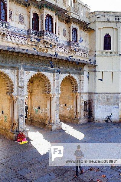 Indien  Rajasthan  Udaipur