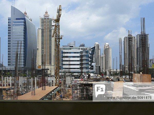 Panama  Panama City skyline