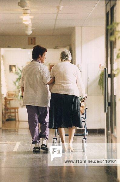 Pflegeheim  Schweden