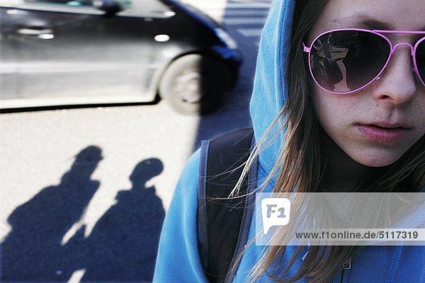 Mädchen zwölf Jahre alt  Schweden