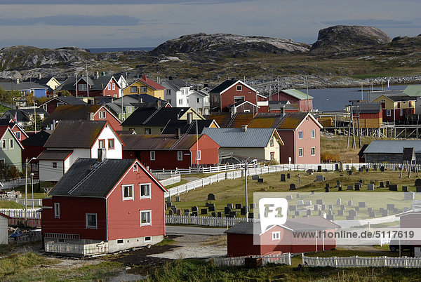 Norway  Tromso village