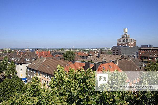 Stadtansicht  Dortmund  Nordhrhein-Westfalen  Deutschland  Europa
