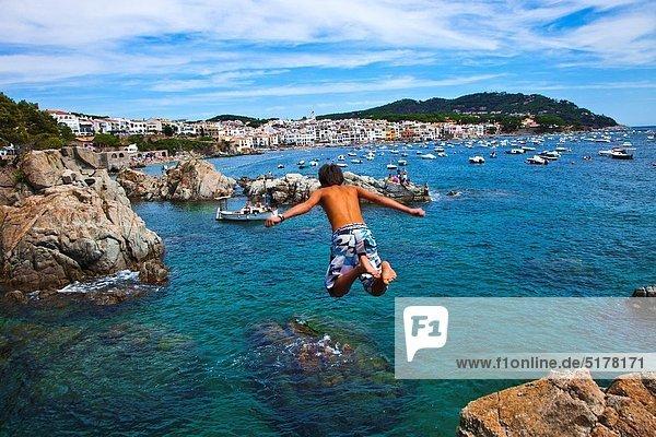 Katalonien Costa Brava Spanien