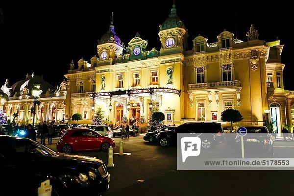 Frankreich  Weihnachten  Casino  Freundlichkeit