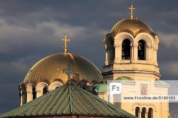 Sofia  Hauptstadt  Bulgarien