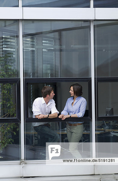 sprechen  Mensch  Büro  Menschen  Fenster  Business