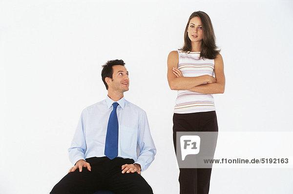 sprechen  Mensch  Büro  Menschen  Business