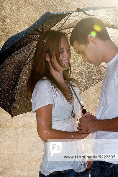 Liebe  Regen