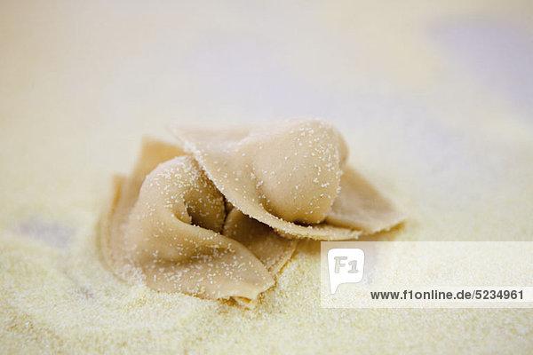 Frische Tortellini-Nudeln