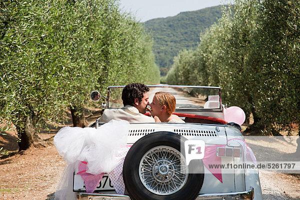 Hochzeit , Auto , küssen , Klassisches Konzert,  Klassik