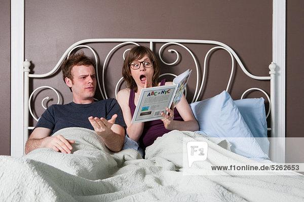 Bett jung vorlesen