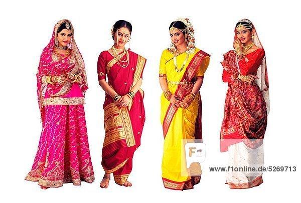 Braut  Tradition  Vielfalt  Kleidung  Geographie