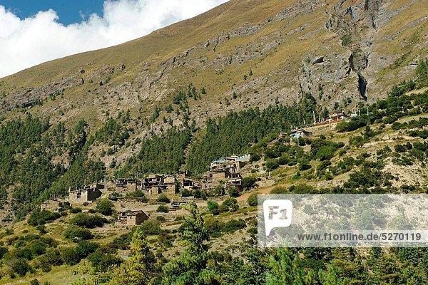 Upper Pisang   Nepal