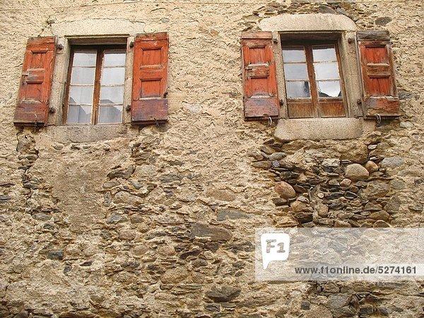 Fenster Frankreich