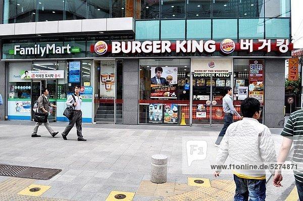 Seoul  Hauptstadt  Hamburger  König - Monarchie