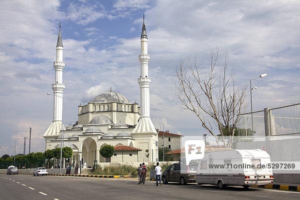 Moschee  Edirne  T¸rkei