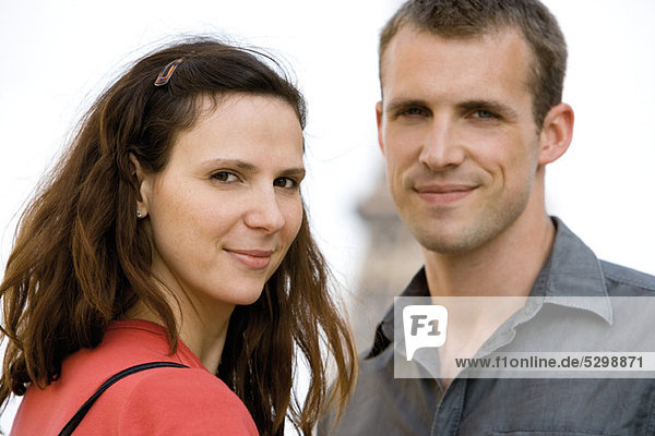 Paar  Portrait