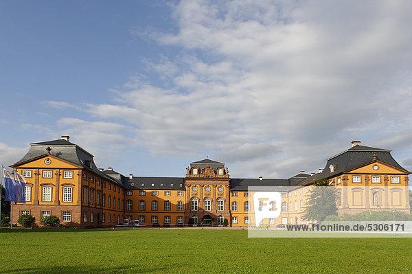 Schloss Hotel Löwenstein  Kleinheubach  Miltenberg  Mainfranken  Unterfranken  Franken  Bayern  Deutschland  Europa