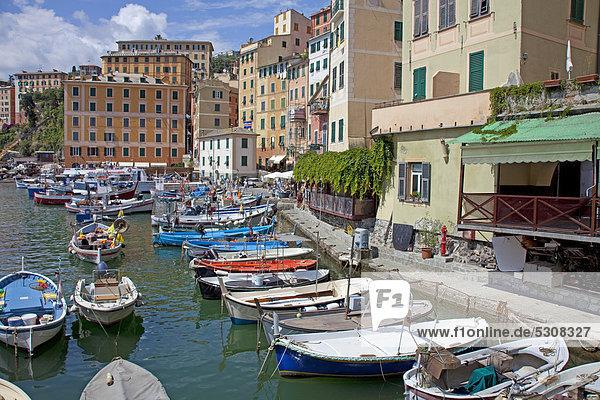Europa Italien Ligurien
