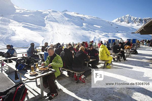 Europa  Ski  Österreich  Tirol