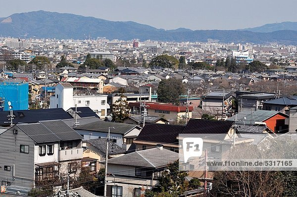 Kyoto (Japan): view of the city in Arashiyama