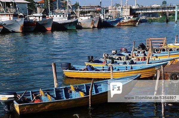 Hafen  Iran