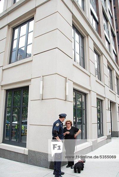 Vereinigte Staaten von Amerika  USA  New York City  Manhattan