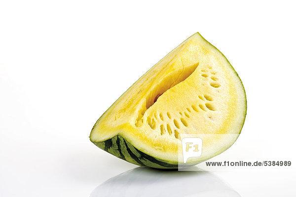 Gelbe Wassermelone - Ananasmelone