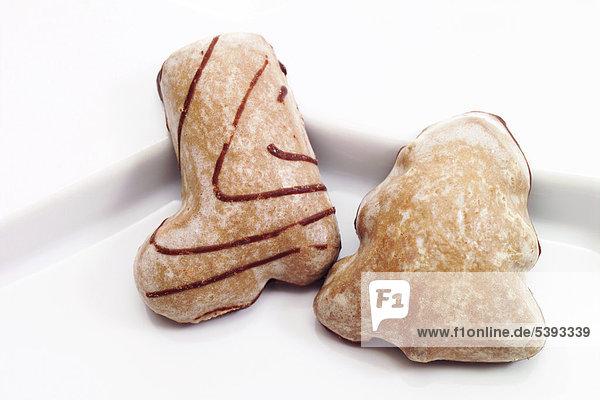 Stiefel Weihnachtsbaum Tannenbaum Lebkuchen Keks