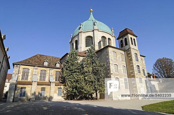 Musee de la Vie Bourguignonne  Museum  Monastere des Bernardines  Kloster  Dijon  Departement Cote-d'Or  Bourgogne  Burgund  Frankreich  Europa