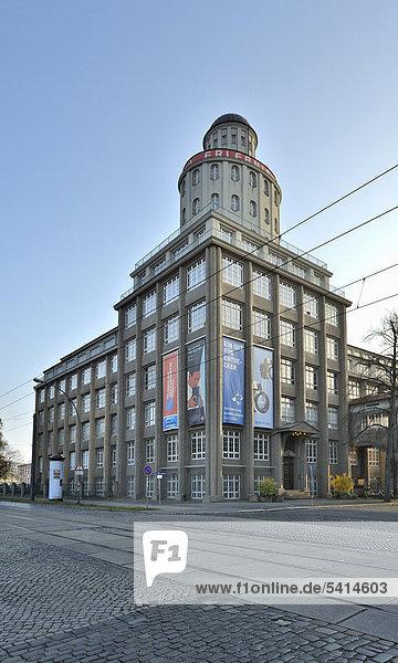 Ernemann-Turm  Ernemann-Werke  Technische Sammlungen  Junghansstraße  Dresden  Sachsen  Deutschland  Europa