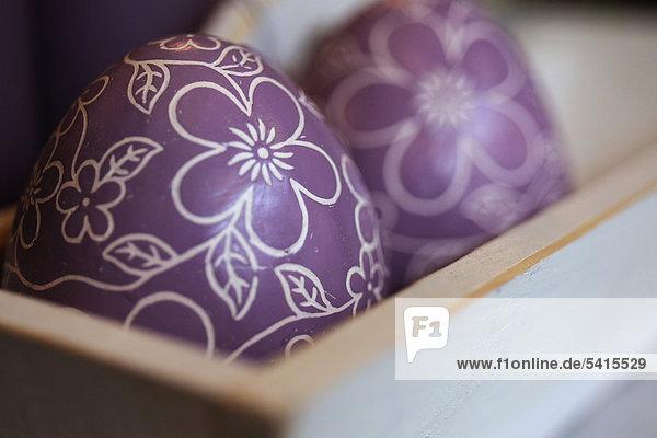 Ornate eggs