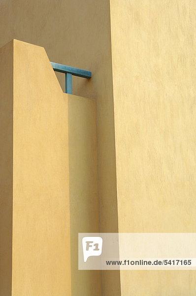 Detail eines Hauses