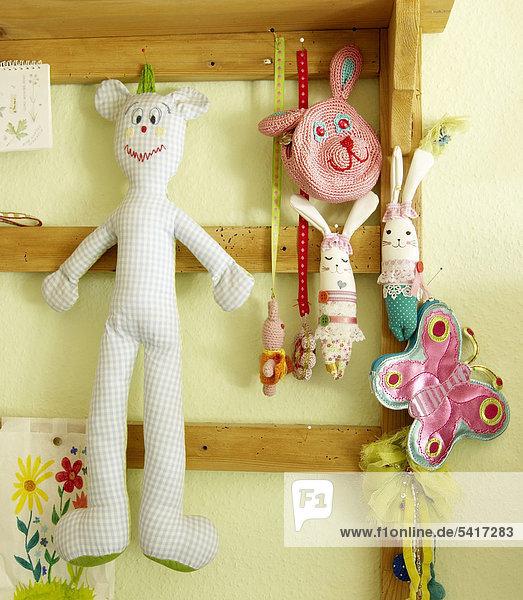 hängen Spielzeug niedlich süß lieb
